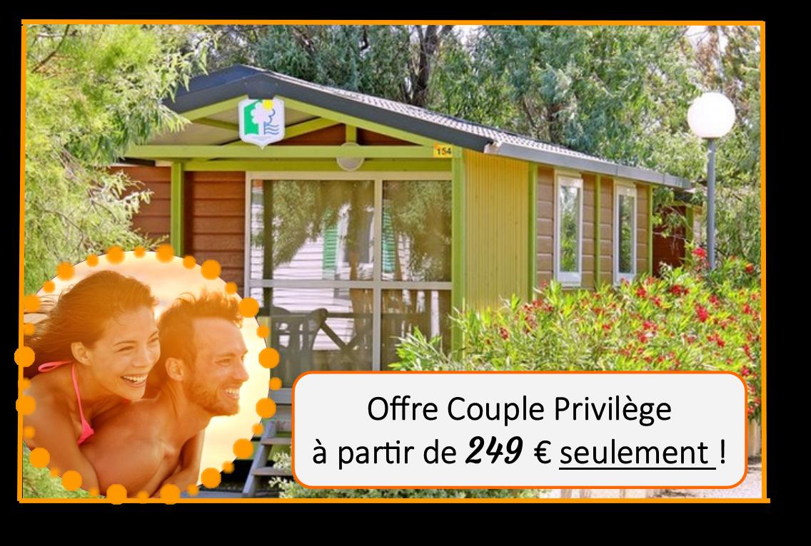 Offre couple Privilège Saint Valentin