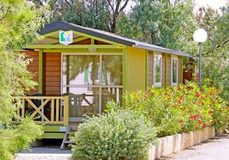 Camping Soleil d'Oc - Locatif Bungalow CONFORT DIMANCHE