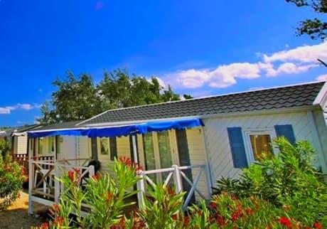 Camping Soleil d'Oc - Locatif Mobil-Home CONFORT