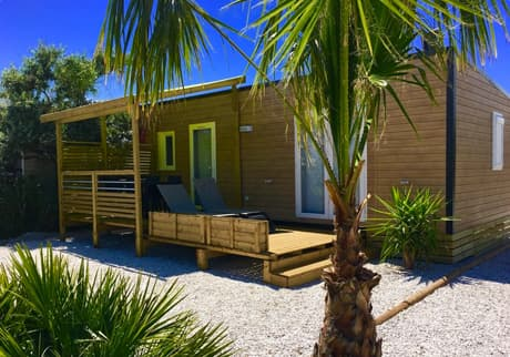Camping Soleil d'Oc - Locatif Mobil-Home PREMIUM