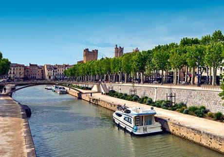 Camping Soleil d'Oc - Locatif Narbonne ville