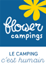Camping Soleil d'Oc à Narbonne-Plage - Flower camping